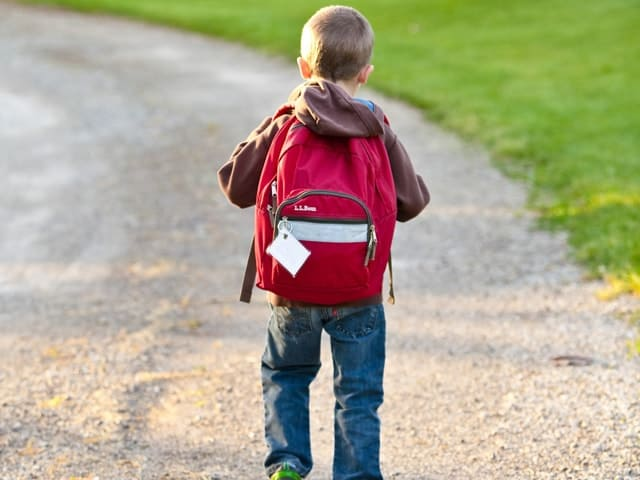 Selection of Children's backpack